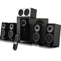 Microlab M-1910 Powerful Speaker System 5.1,